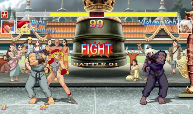 Nintendo Switch Gains Ultra Street Fighter II: The Final ...
