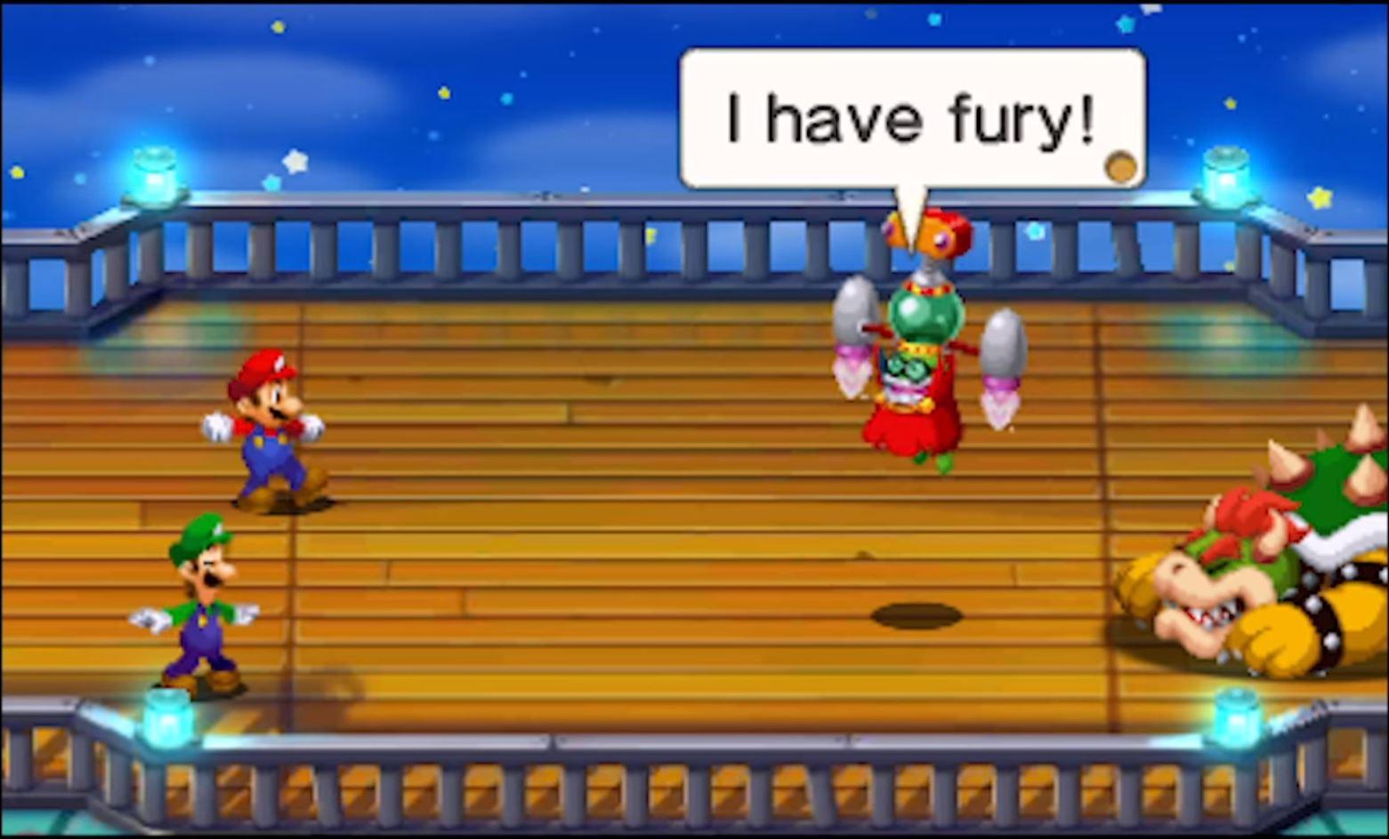 cheap for discount d857e 67a79 Mario   Luigi  Superstar Saga + Bowser s Minions coming to 3DS
