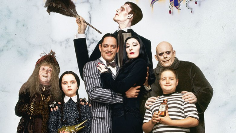 The Addams Family: animated reboot has Sausage Party director