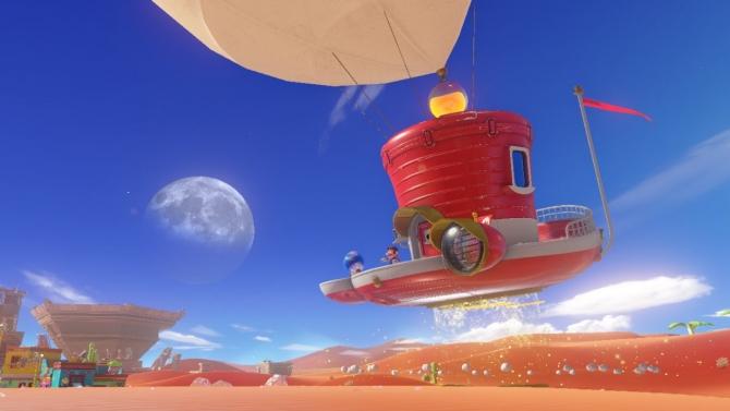 Super Mario Odyssey Nintendo Switch Review The Dark Carnival