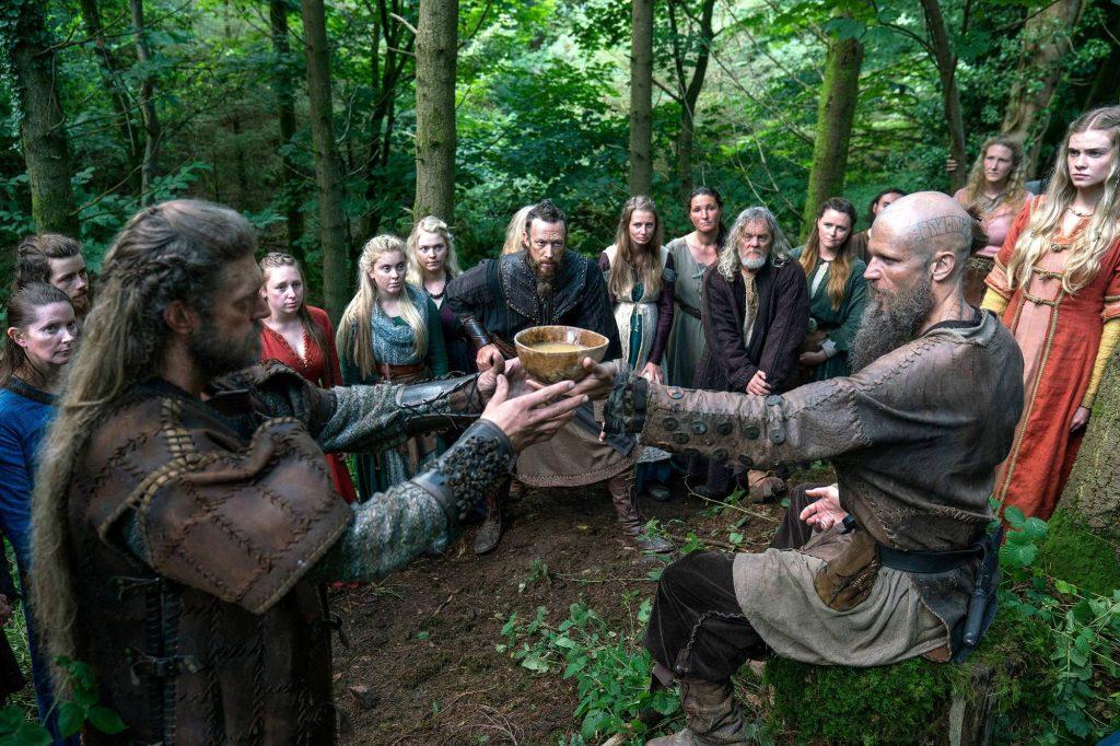 Vikings Season 5 Episode 5 Review The Prisoner The Dark