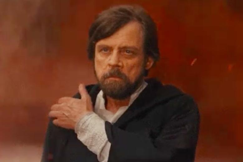 The Last Jedi: Luke's story – by Germari Kruger