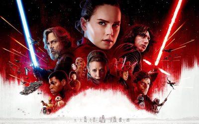 Star Wars: The Last Jedi – by Lara Salomon