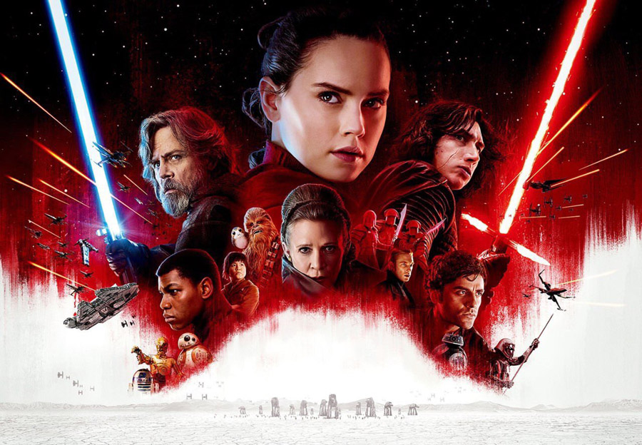 Star Wars: The Last Jedi – by Lara Salomon