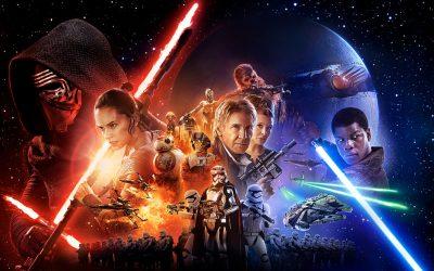 Star Wars: The Last Jedi – by Lara Boardman