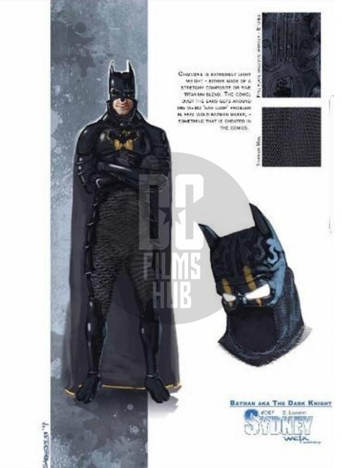 Batman Design The New Batman Advntures