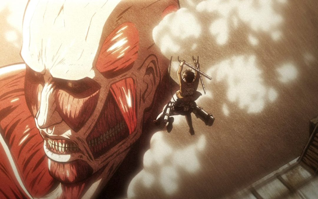 Attack On Titan Makes Giant Monsters Scary Again The Dark Carnival