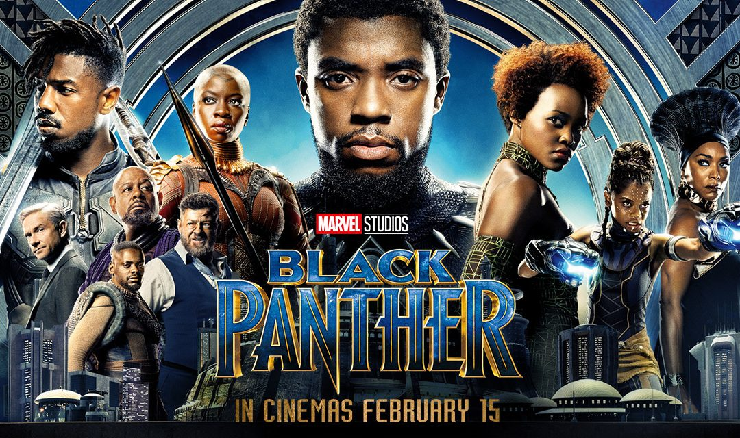 Black Panther Movie Review – by Gigi Bopela
