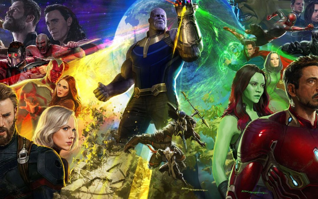 Avengers Infinity War Movie Review by Kyle Nkosana Sibanda