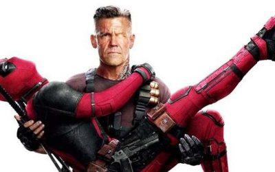 Deadpool2 Movie Review by Rochelle van der Berg