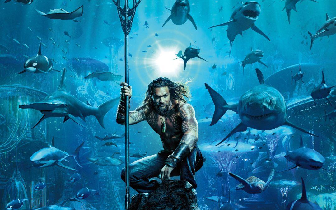 Aquaman trailer makes a splash at San Diego Comic-Con