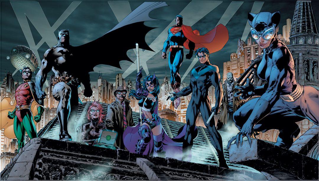Batman: Hush Animated Movie Adaptation Announced