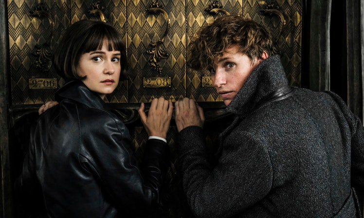 Fantastic Beasts: The Crimes Of Grindelwald new trailer arrives