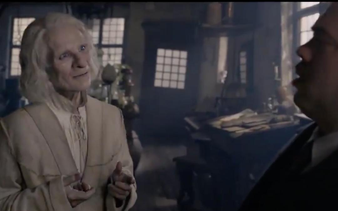 Fantastic Beasts: Who is Nicolas Flamel?