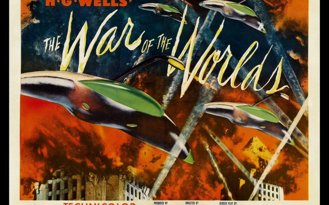 A second War Of The Worlds TV series is now in the works