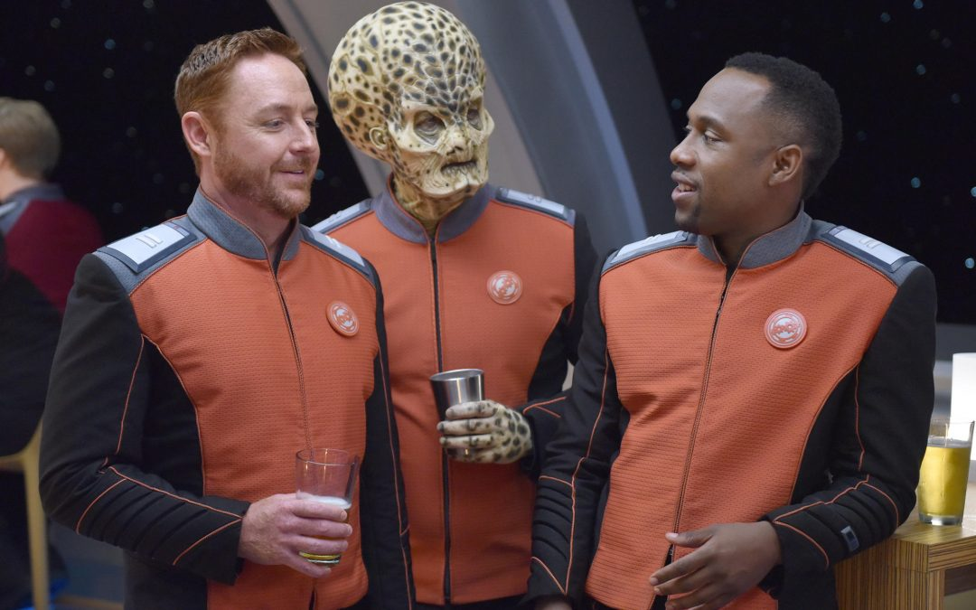 The Orville season 2: fighting for a funny future