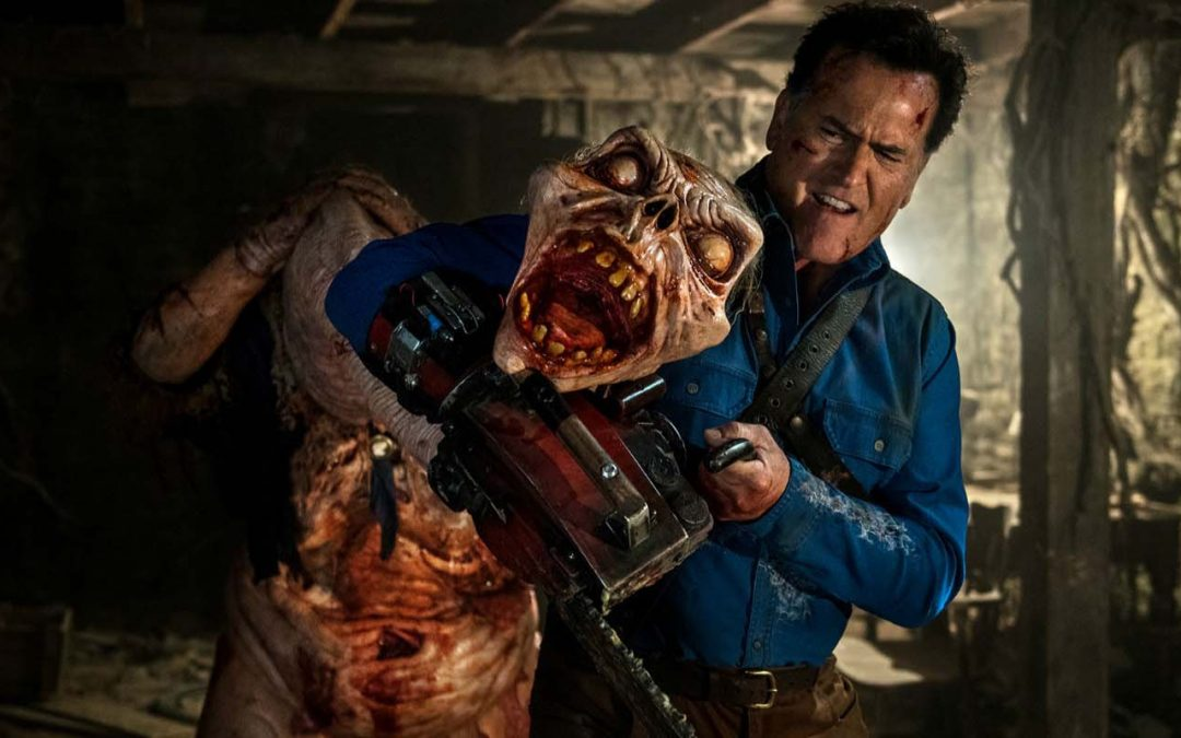 Evil Dead Video Game to Feature Bruce Campbell as Ash