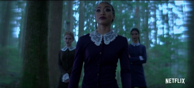 Chilling Adventures Of Sabrina Trailer Breakdown And