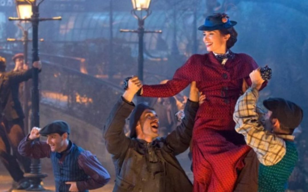 First trailer for Mary Poppins Returns