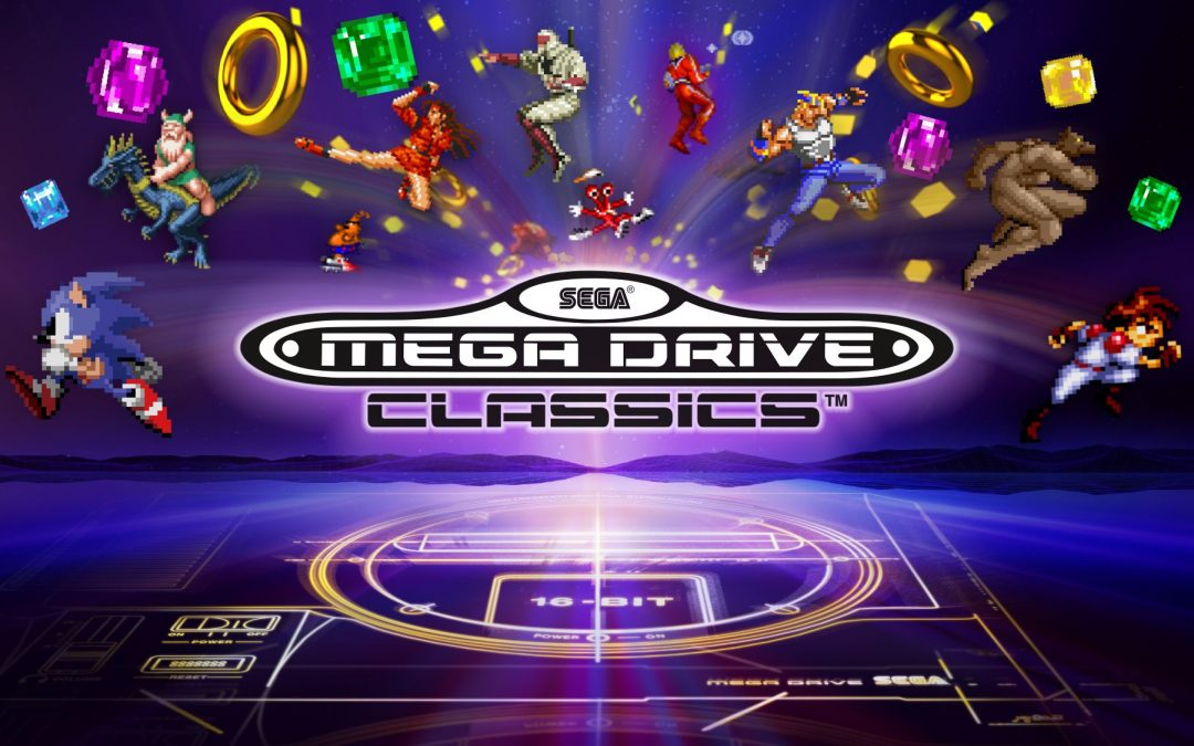 Sega Mega Drive Classics coming to Nintendo Switch
