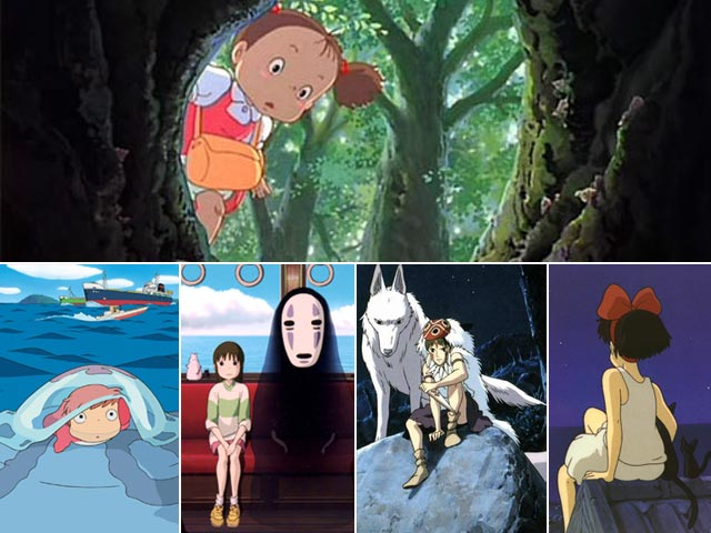 The best Studio Ghibli movies