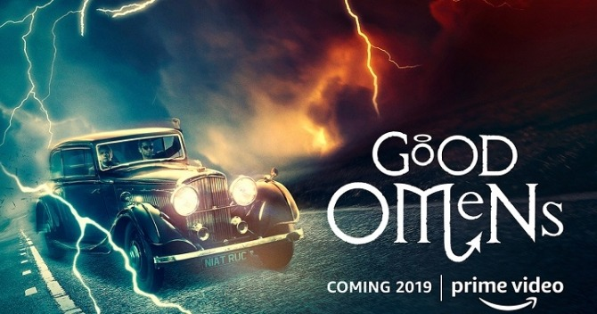 Good Omens cast on the show's distinctive identity: