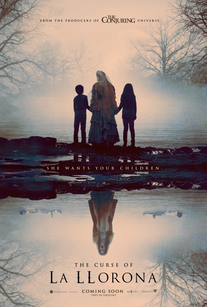 First trailer for James Wan's The Curse Of La Llorona