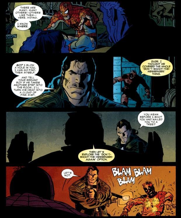 Deadpool And Spider Man 1: Spider-man-deadpool-marvel-universe-vs.jpg