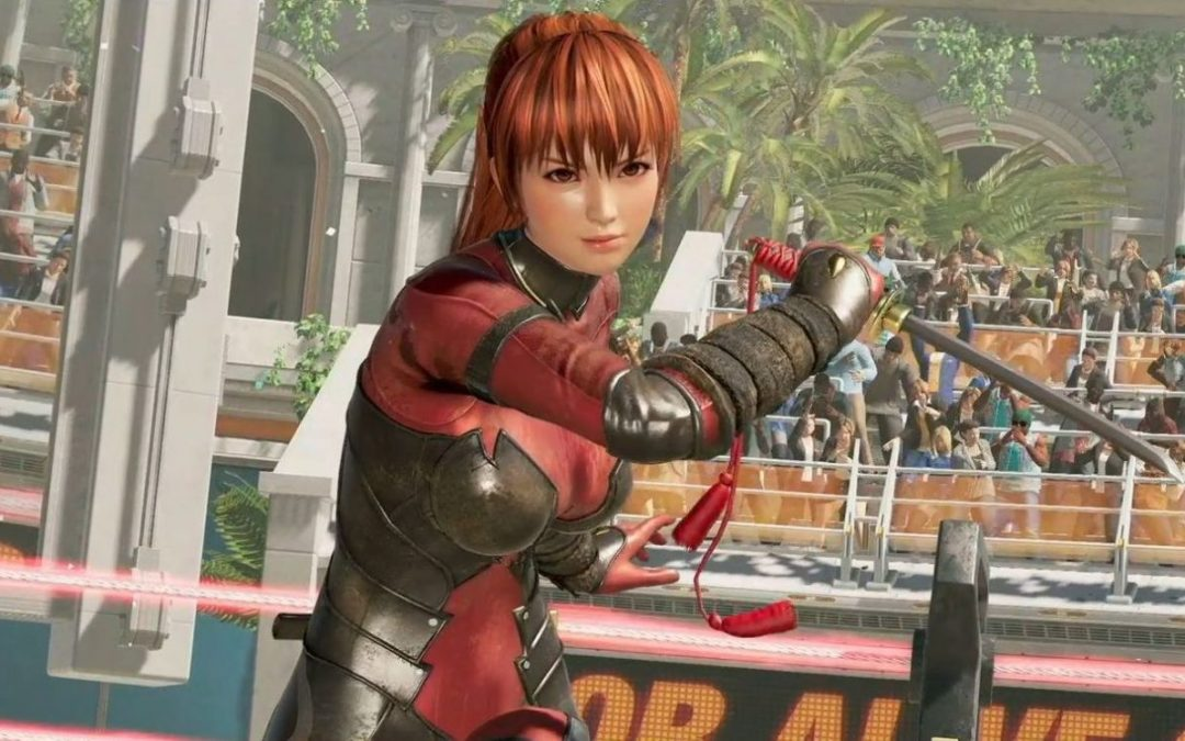 Dead Or Alive 6 still has revealing costumes