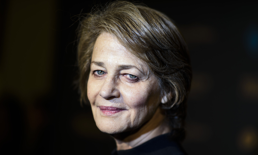 Dune remake casts Charlotte Rampling as its Reverend Mother