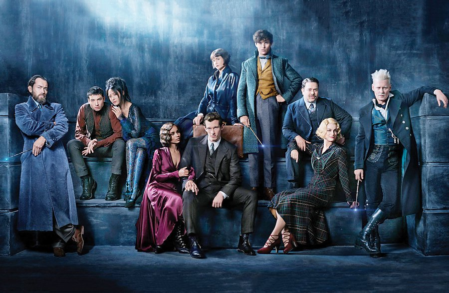 Fantastic Beasts 2 UK DVD/Blu-ray release date and bonus features