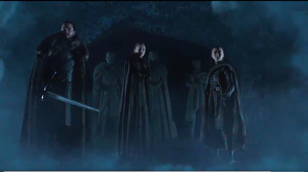 Game Of Thrones season 8 teaser hints at bleak end for Starks