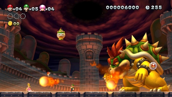 New Super Mario Bros. U Deluxe review: a 2D treat that flourishes with friends