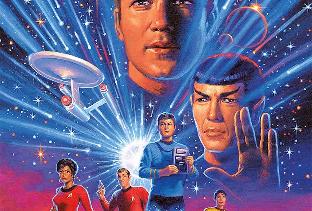 Star Trek: Year Five comic to complete original mission