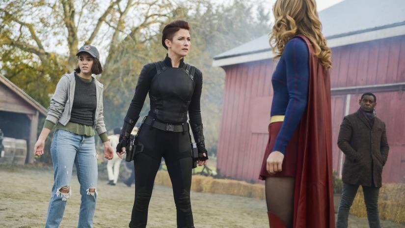 Supergirl season 4 episode 11 review: Blood Memory