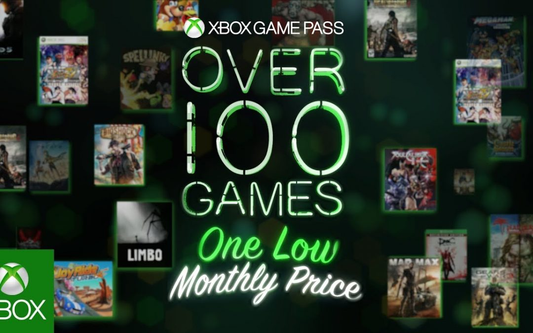 Xbox Game Pass: full list of new games for January 2019
