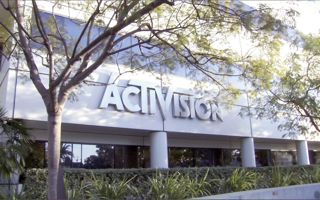 Activision Blizzard reportedly preparing for massive layoffs