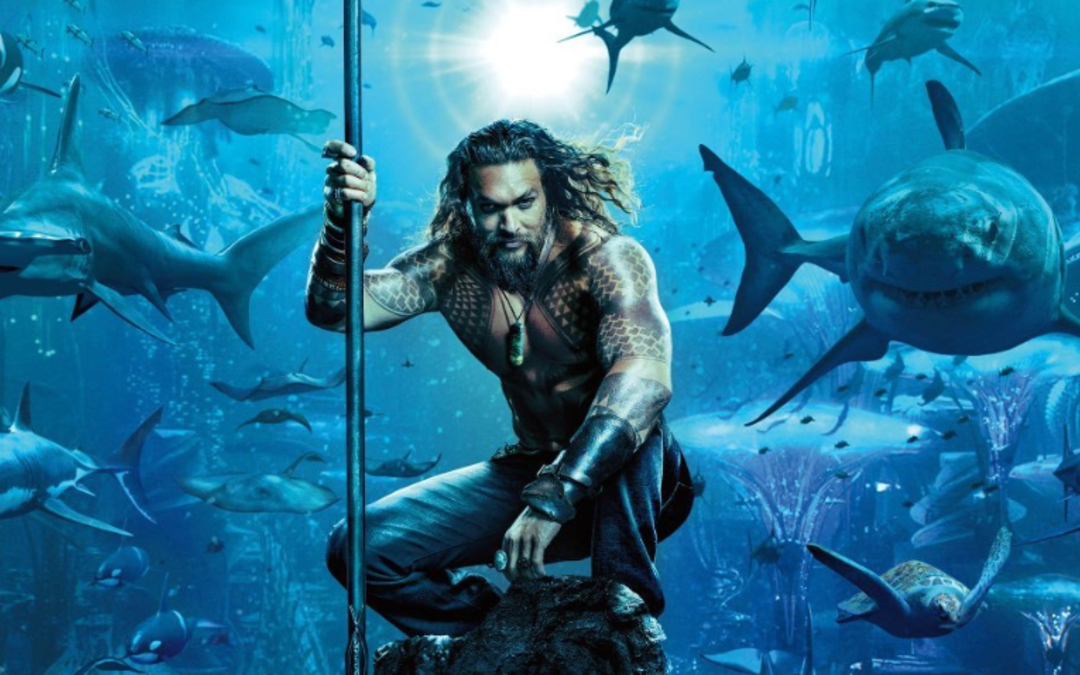 Aquaman UK Blu-ray/DVD release date and special features