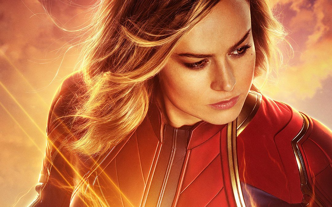 Captain Marvel first reactions are in