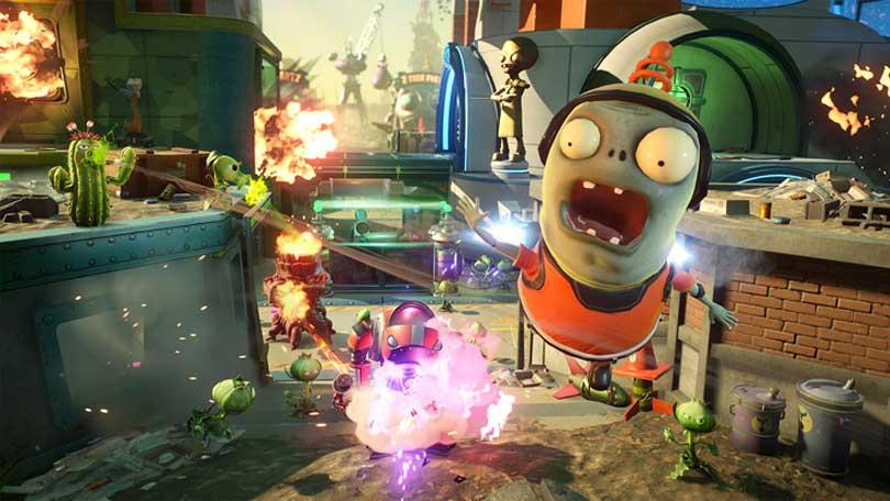 EA teases new Need For Speed and Plants Vs. Zombies games