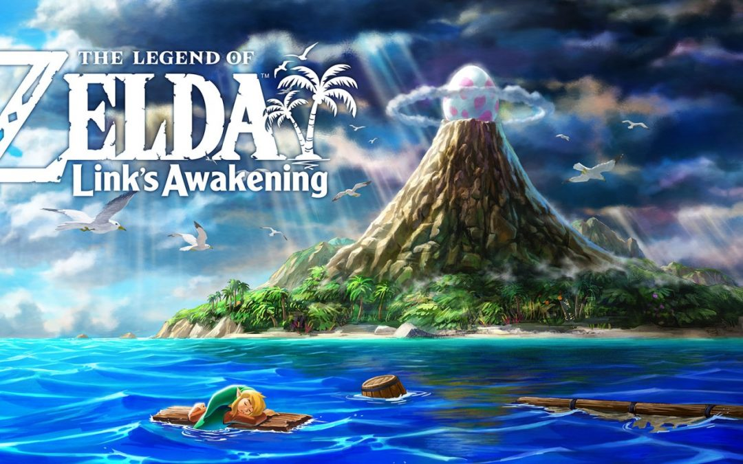 The Legend Of Zelda: Link's Awakening is being remade for Nintendo Switch