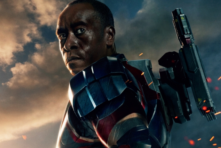 Don Cheadle was given one hour to join the MCU