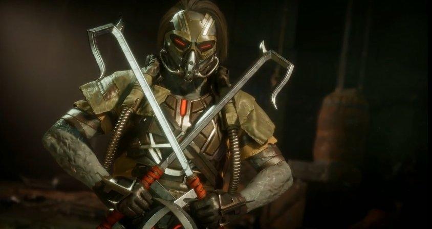 Mortal Kombat 11: Kabal revealed as new character