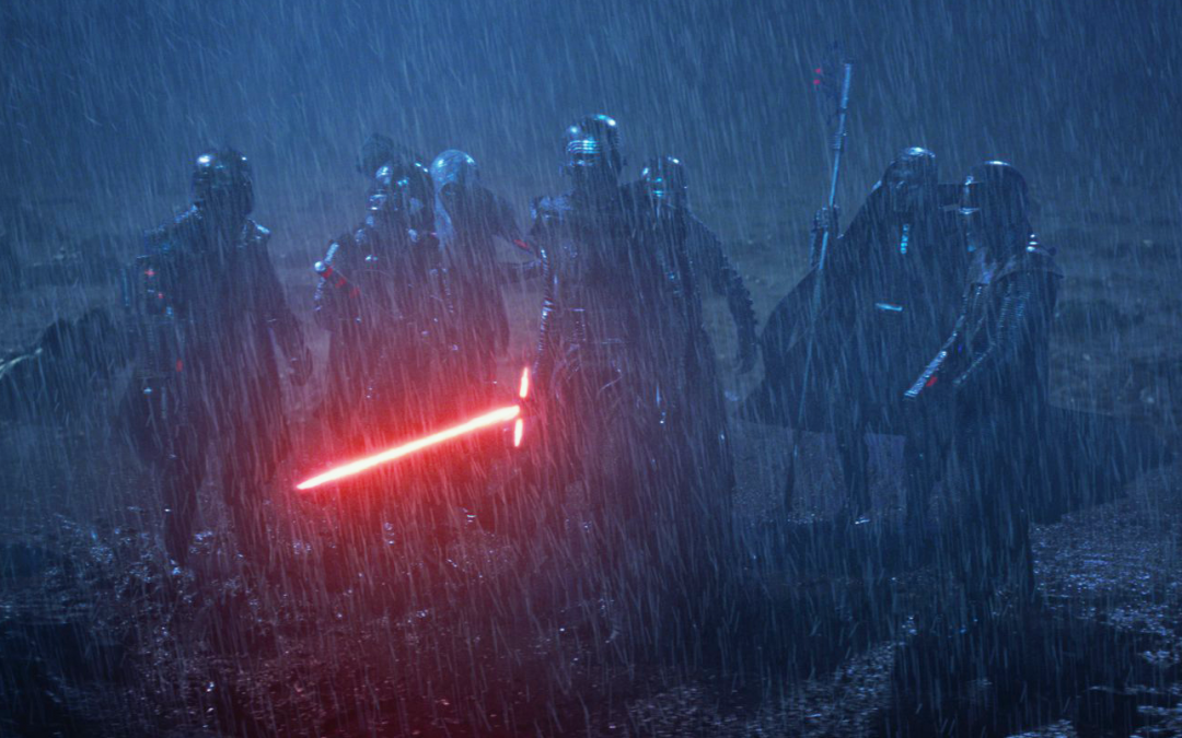 This Star Wars: Episode IX rumour could explain where the Knights of Ren have been