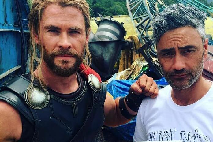 Taika Waititi keen to direct new Marvel movie