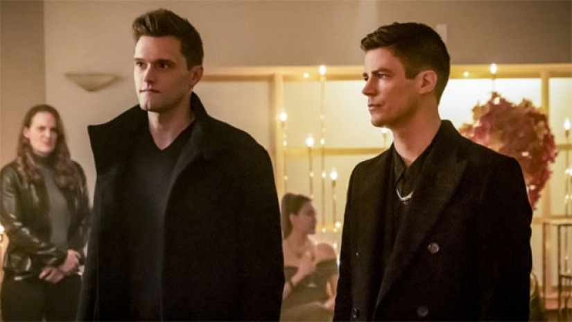 The Flash season 5 episode 13 review: Goldfaced