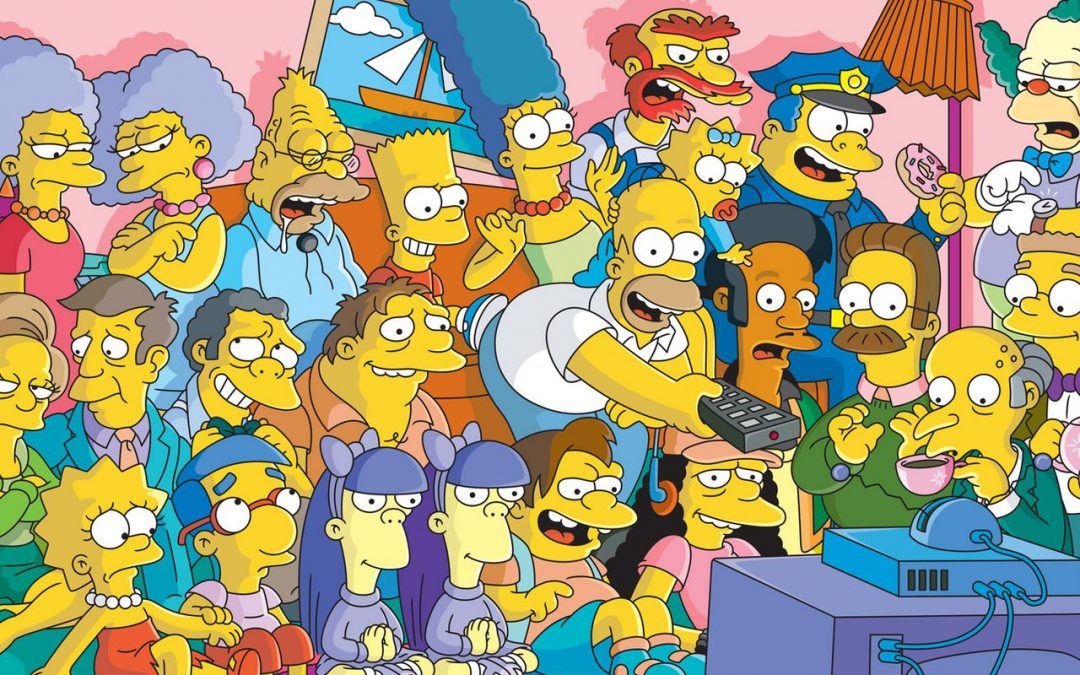 The Simpsons has been renewed for seasons 31 and 32