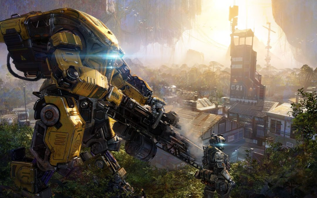 New Titanfall game may be released in 2019