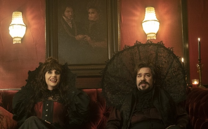 What We Do In The Shadows: the cast discusses vampire life