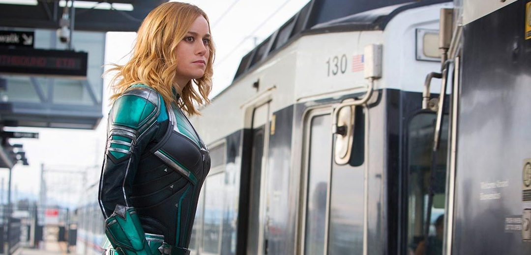 How Captain Marvel fights everyday sexism